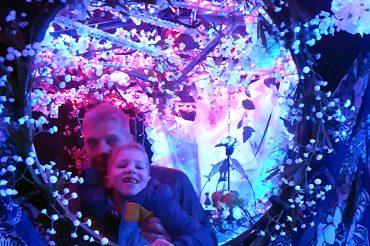 Eye Catcher Golden Bubble doet het goed op elk festival!