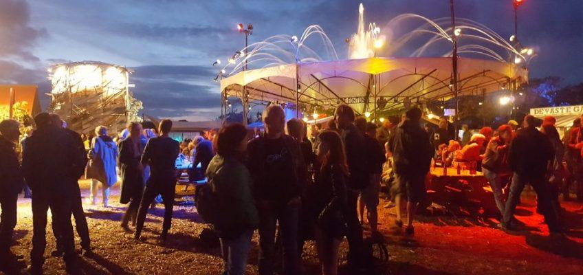 Fijne Festival acts, ontmoetingsplek voor artiesten en organisatoren